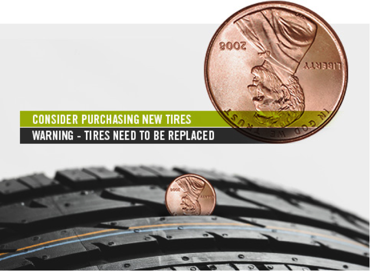 Signs That It's Time to Change Your Tires | Car Tips