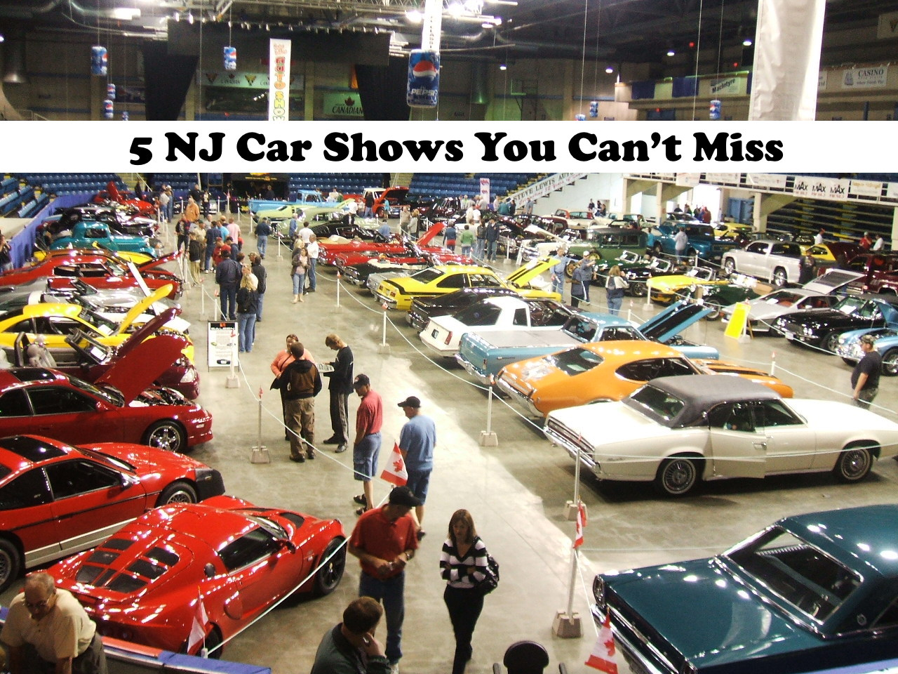 NJ Car Shows You Cant Miss In This Summer Car Tips - Car shows in nj