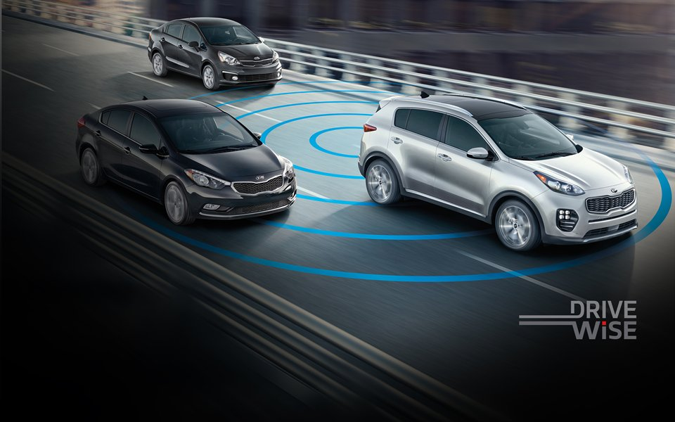 Top 5 Features in the 2019 Kia Sportage   Industry News