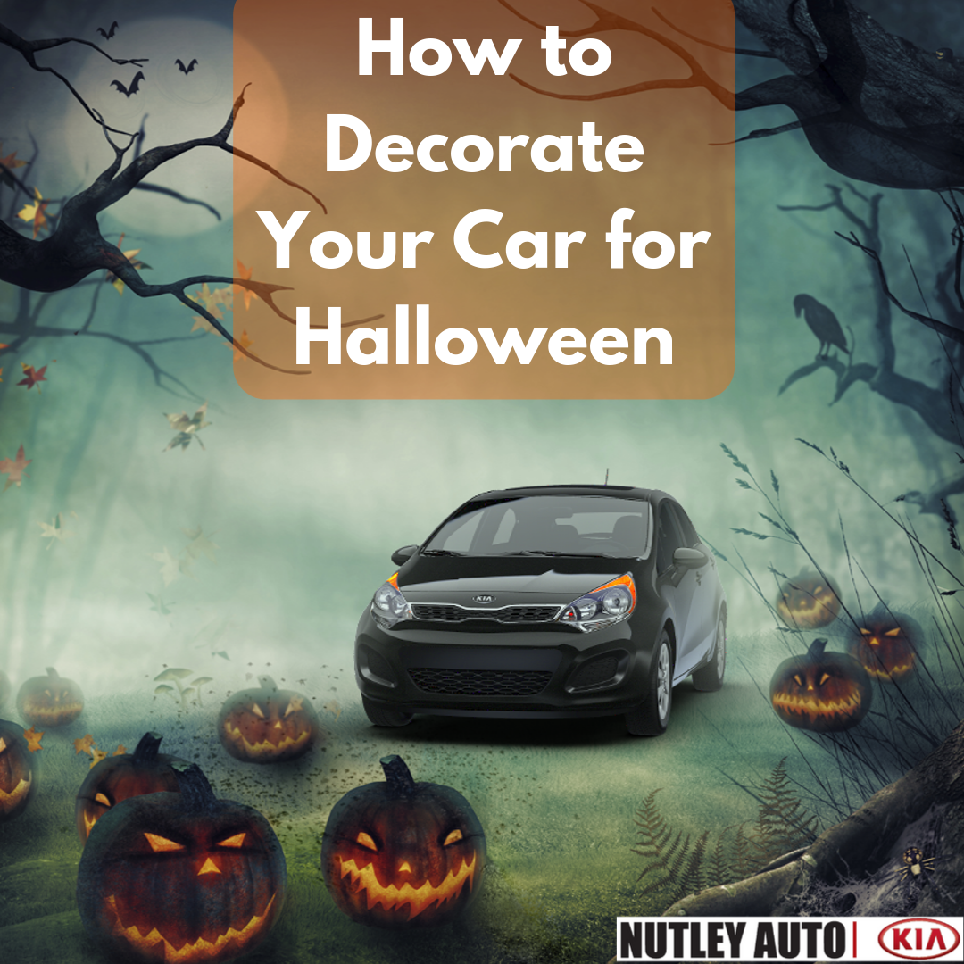 How To Decorate Your Car For Halloween Fun